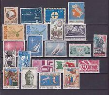 s16852) ITALIA MNH** 1965 Complete year set 22v.