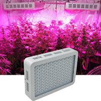 1000W LED Grow Panel Light Lampe Full Spectrum Reflector Medical Plant Veg Bloom