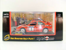 Skid 1/43 Mitsubishi Lancer EVO VI #1 Winner Swedish Rally 1999 T. Makinen
