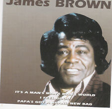 CD 16T JAMES BROWN BEST OF 1994 TBE