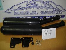 MARMITTA SITO TIPO ORIGINALE YAMAHA XJ 600 ST1289