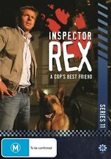 Inspector Rex : Series 11 (DVD, 2011, 3-Disc Set)