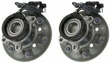 Pair: 2 Front Hub Bearing Assemblies 04-08 Colorado Canyon (RWD) Z85 Chassis