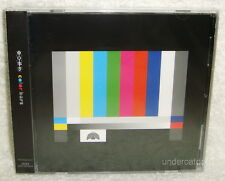 Sheena Ringo Tokyo Incidents color bars Taiwan CD (Shiina)