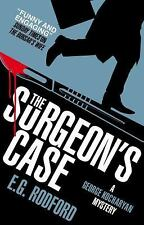 THE SURGEON'S CASE - RODFORD, E. G. - NEW PAPERBACK BOOK