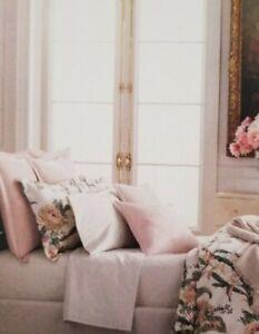 Ralph Lauren Olivia Mirada Cream Queen Flat Sheet $145 NIP