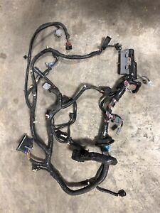 2003-2004 Ford Mustang SVT Cobra ECU Computer ECM Wiring Harness Supercharger