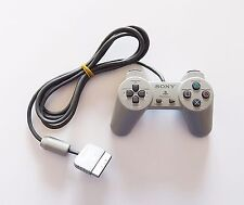 Controller / Mando Sony Playstation 1 SCPH-1080 Gris Oficial (Original) (PS1)