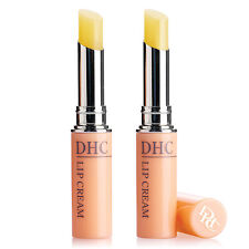 DHC Lip Cream 2 Pack, 0.05 oz each, OPEN BOX, includes 4 free samples
