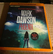 BRAND NEW Audiobook CD MP3 Phoenix by Mark Dawson