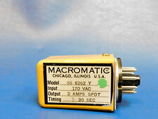 Macromatic SS 6262 Y Time Delay Relay