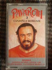Pavarotti 3: Canzoni e Romanze/ Cassette Audio-K7 DV More Record CM1623