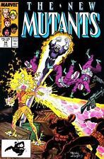 The New Mutants #54 (VF- | 7.5)