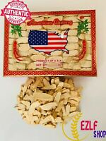 4oz Grade A+ Hand Selected American Ginseng Root Slice Ginseng Slice w/Gift Box