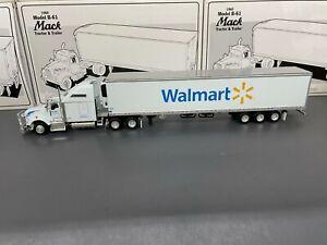 Tonkin 1:53 Kenworth T800 Walmart Alaska Run Fleet Rare!