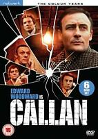 Callan - The Colour Years [DVD] [1970][Region 2]