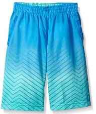Reebok Boys' Delta Linear Short, QBH53068,Dynamic Blue, Size XL