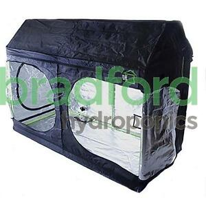 Roof-Qube Loft Attic Indoor Roof Cube Grow Tent 120x240x180