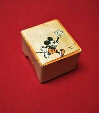 New listing Mickey Mouse Rare toy ring box only 1931-1934 Cohn & Rosenberg Inc.