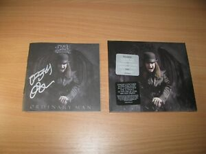 OZZY OSBOURNE - Ordinary Man (2020 EPIC USA LIMITED DIGI, SIGNED) Black Sabbath