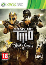 ARMY OF TWO THE DEVIL'S CARTEL XBOX 360 MICROSOFT X360 NUOVO ITALIANO