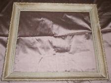Grand cadre bois mouluré années 50 style Montparnasse : 12 F = 61 x 50 cm Frame