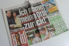 BILDzeitung 26.06.2006 Juni 26.6.2006 Geschenk 14. 15. 16. 17. Geburtstag