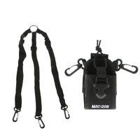 3 in 1 Multifunction Radio Holder Holster Case Pouch Bag For Yaesu Motorola