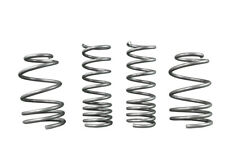 WHITELINE FORD FOCUS LZ RS (2016-ON) LOWERING COIL SPRINGS Front & Rear