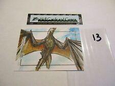 Game of Thrones Season 6 Hand-Drawn Color Sketch Card by Dan Gorman (13)