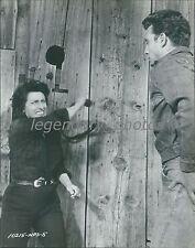 1958 Wild is the Wind Original Press Photo Anna Magnani Anthony Franciosa