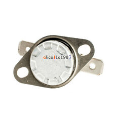KSD301 60°C / 140°F Degree Celsius N.C NC Temperature Switch Thermostat 10A 250V