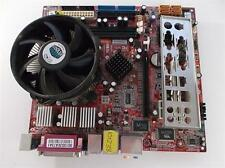 MSI MS-7173 Socket 775 Motherboard With Intel Celeron D 2.80 GHz Cpu