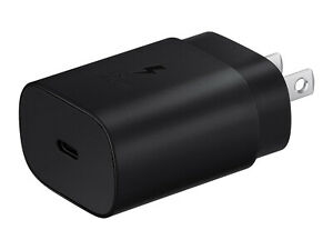 Samsung 25W Super Fast Wall Charger EP-TA800 - Black