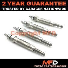 4X Para Mitsubishi Challenger L200 L300 2.5 D Diesel Calentador Bujías de doble núcleo