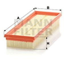 Mann Air Filter Element For Nissan Primastar dCi 80