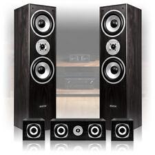 Fenton 5.0 Black Surround Sound Home Cinema Speakers Party HiFi System 1150W