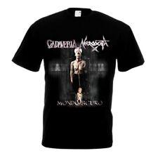 Mondoscuro Cadaveria/Necrodeath t-shirt unisex taglia S