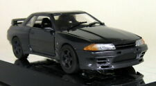 Rosso 1/43 Scale - 01002 Nismo Nissan Skyline GT-R BNR32 Grey model Car