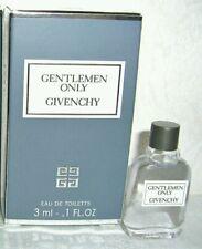 GIVENCHY Gentlemen Only Eau de Toilette MINIATUR Mini EdT 3 ml Fragrance Sample
