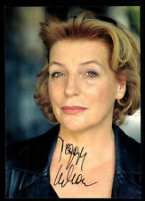 Peggy Lukac Autogrammkarte Original Signiert ## BC 34603