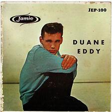 DUANE EDDY Duane Eddy 7IN EP JEP-100 1958 W/PSLEEVE G VG++