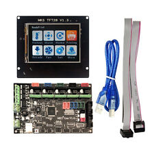 "MKS Gen V1.4 Control Board + 2.8"" MKS Touch Screen for 3D Printer Kit"