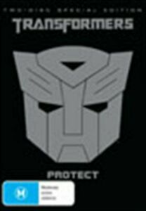 """TRANSFORMERS - PROTECT (2009: DVD, 2 DISC SET) BRAND NEW / SEALED """"REGION 4"""""""