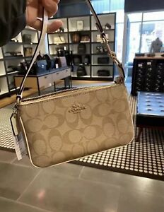Nwt Coach Nolita 19 Bag In Signature Canvas