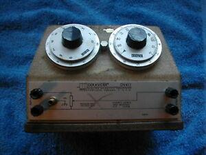 Dekavider DV411 Voltage Divider