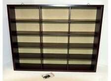 Atlas Wood Display Cabinet Wash 15 Compartments for Models 1 43