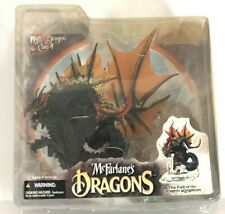 2006 McFarlane's Dragons Fall of Dragon Kingdom Series 4 Water Dragon Clan