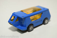 CORGI TOYS JUNIOS WIGWAM VAN CAMPER BLUE EXCELLENT CONDITION