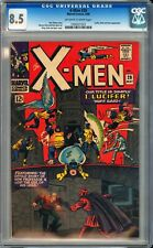 X-Men #20 CGC 8.5 Off-White to White Pages!L@@K!